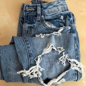 Brand new garage mom jeans size 7